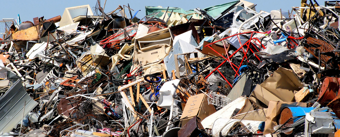 Recycle Your Junk! We'll Beat or Match Anyone's Prices!